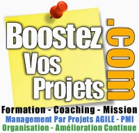 Logo - Boostez vos projets - Small