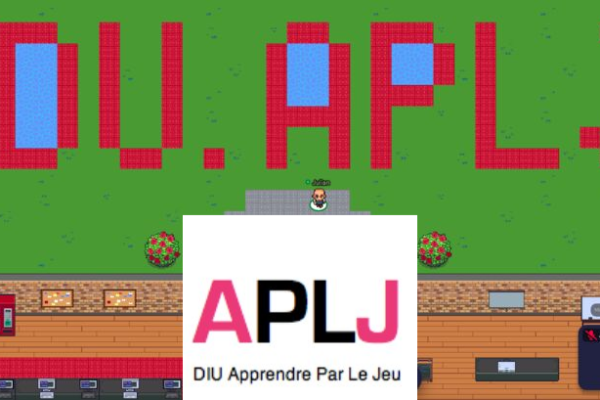 DU APLJ - Apprendre par le jeu